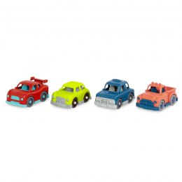 Wonder Wheels Zestaw 4 Autek - 4 Mini Riders